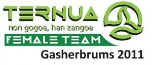 Ternua Female Team - Gasherbrums 2011