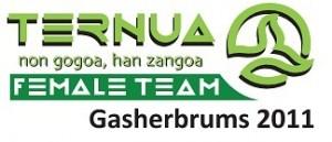 Ternua Female Team - Gasherbrums 2011